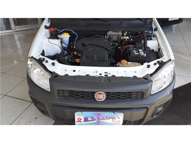 Fiat Strada 2020 1.4 mpi hard working cs 8v flex 2p manual - Foto 13