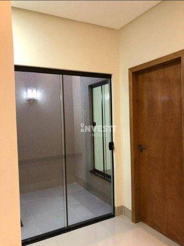 Casa com 3 dormitórios à venda, 130 m² por R$ 500.000,00 - Parque das Flores - Goiânia/GO - Foto 4