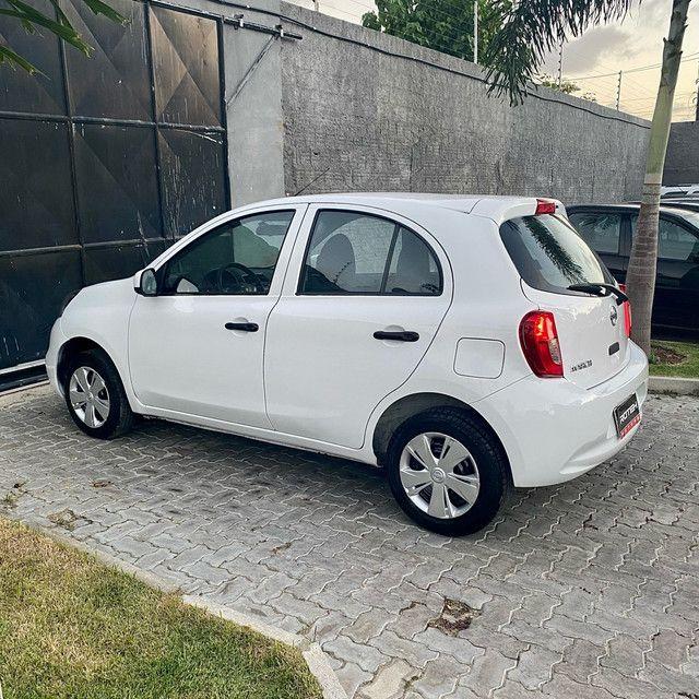Nissan March S 1.0 Flex, Ano: 2019, Todo Completo (Estado de Okm!!!) - Foto 6