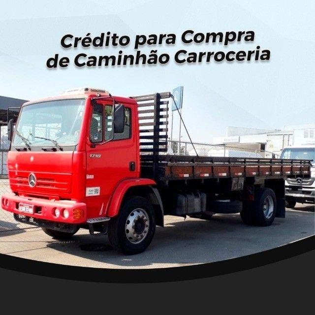 Compre seu Caminhão Baú através do Crédito Veicular!! - Foto 3