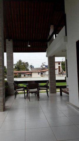 AR / Belíssima casa mobiliada em Serrambi, em condomínio fechado - Foto 6