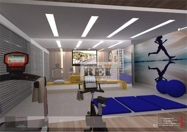 Apartamento com 4 dormitórios à venda, 226 m² por R$ 2.034.000 - Setor Central - Rio Verde - Foto 18