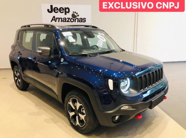 Jeep Renegade Trailhawk Turbo Diesel At 2.0 4x4 21/21