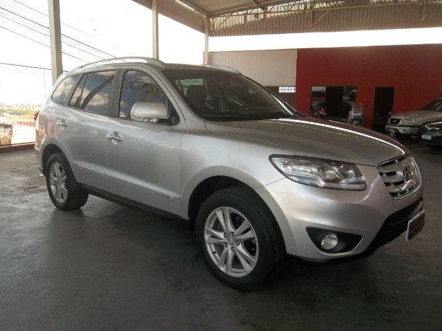 Hyundai Santa Fe 3.5 Mpfi V6 24V 285Cv Gas 4P Automatico 2011