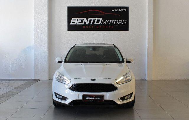 Ford Focus Se Plus2.0 Hatch Automático - Impecável - Foto 2