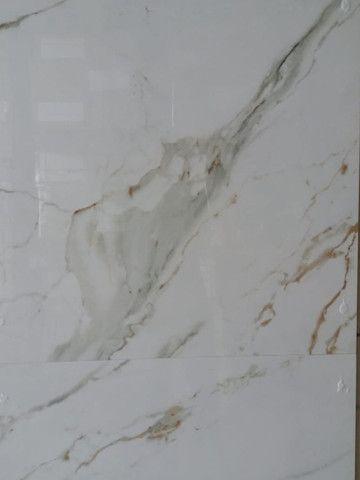 Promoçao Porcelanato Extra Capraia 82x82 Polido Damme - Foto 4