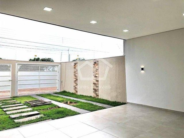 Casa para venda possui 127 metros quadrados com 3 quartos - Foto 3