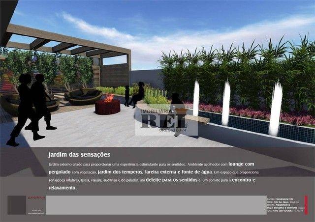Apartamento com 4 dormitórios à venda, 226 m² por R$ 2.034.000 - Setor Central - Rio Verde - Foto 13