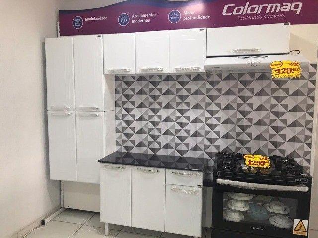 Cozinha completa de Aço Paraty com Balcão - Foto 2