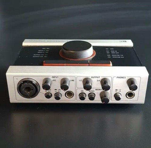 Interface de gravação Native Audio Kontrol 1