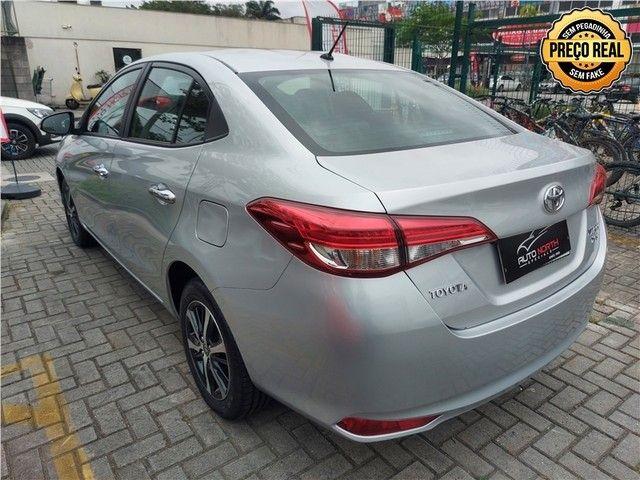 Toyota Yaris 2019 1.5 16v flex sedan xls multidrive - Foto 4