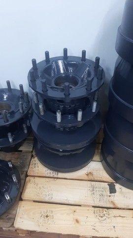cubo de roda da tração volvo fh  - Foto 2