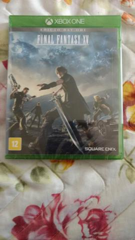 Final fantasy xv lacrado xbox one