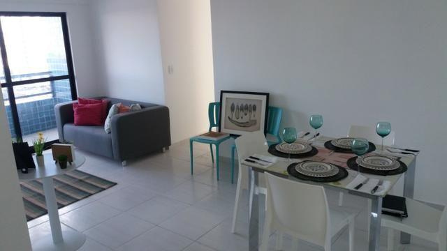 Apartamentos 3 Quartos (1 suíte) 71m2 e 75m2 Ed. Praça das Orquídeas, próx Faculdade Asces - Foto 4