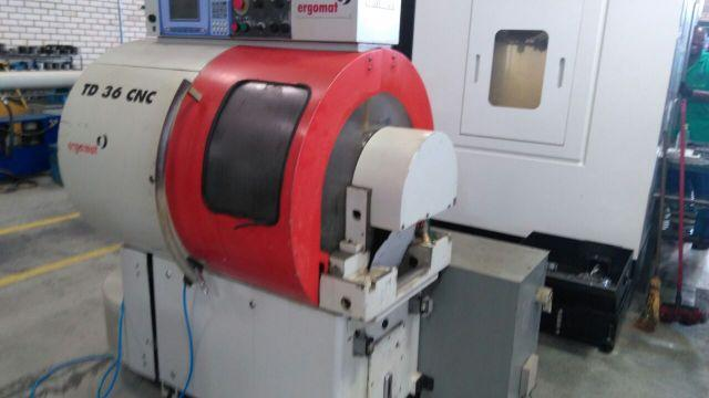 Torno Automático CNC Ergomat mod. TD 36