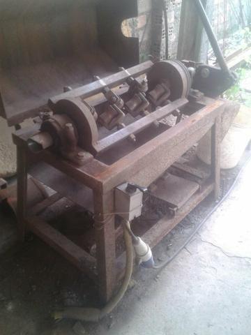 Máquina de estirar ferro