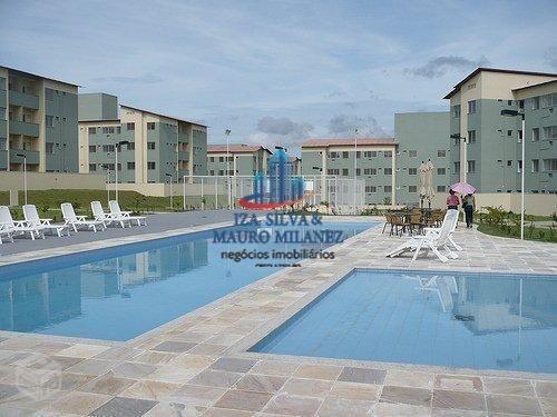 Alugamos apartamento no condomínio Total Ville II