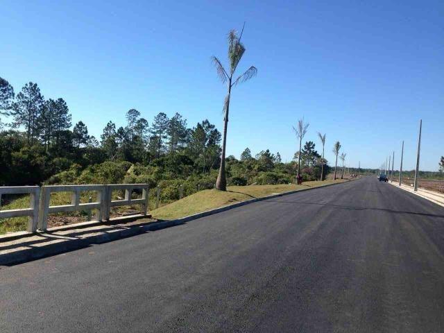 Terreno em Araquari com pequena entrada - Foto 18