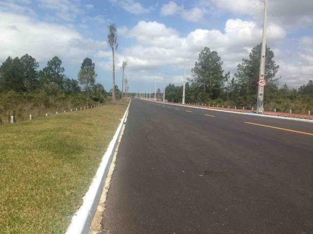 Terreno em Araquari com pequena entrada - Foto 10