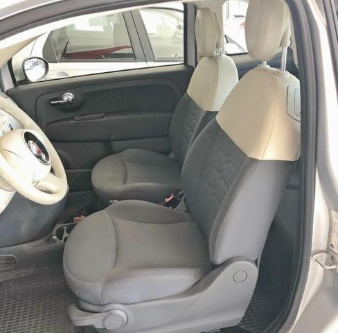 Fiat 500 2012/2013 Cult 1.4 2P Automatizado - Foto 6