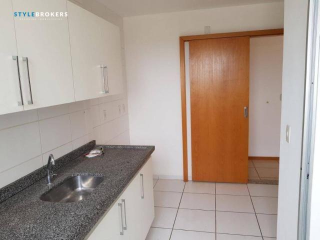 Apartamento Innovare Condomínio Club - Bairro Jardim Kennedy - Cuiabá-MT - Foto 9