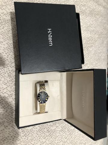 c78a87c31b9 Relógio H Stern safira N1 pulseira em ouro 18k - Bijouterias ...