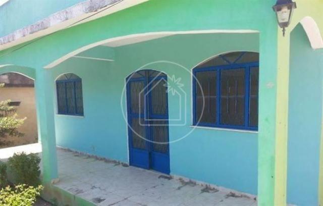 Casa à venda com 3 dormitórios em Retiro são joaquim, Itaboraí cod:854604