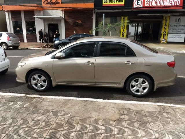 Vendo Corolla 2008/2009