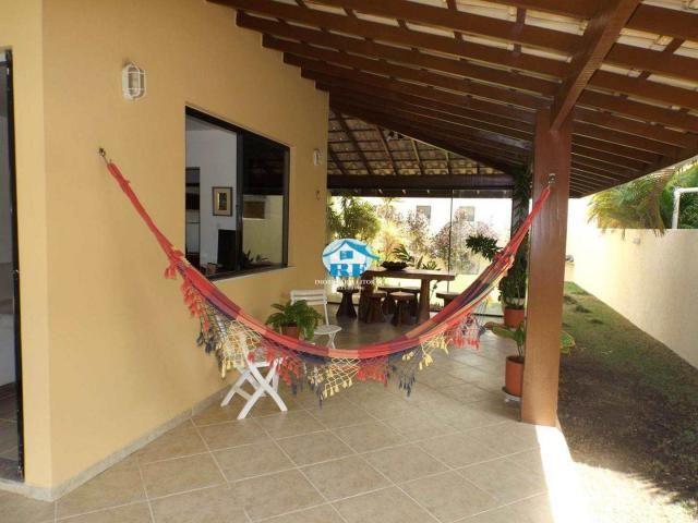 Casa de condomínio à venda com 4 dormitórios em Guarajuba, Guarajuba (camaçari) cod:33 - Foto 10