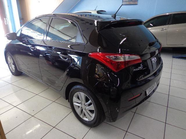 Hyundai Hb20 1.6 premium automatico unico dono - Foto 3