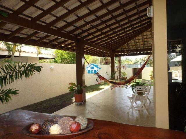 Casa de condomínio à venda com 4 dormitórios em Guarajuba, Guarajuba (camaçari) cod:33 - Foto 11