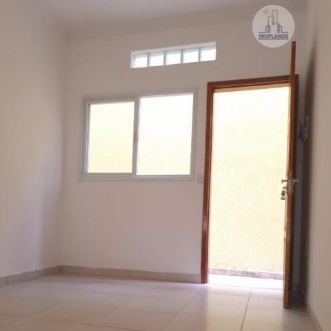 Casa residencial à venda, vila tupi, praia grande. - Foto 10