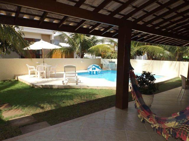 Casa de condomínio à venda com 4 dormitórios em Guarajuba, Guarajuba (camaçari) cod:33