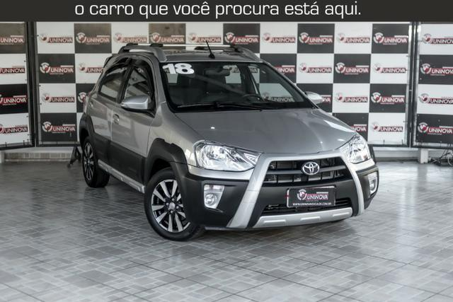 Toyota Etios Cross 1.5 Automático ( 16.000 km Com Kit Gas )