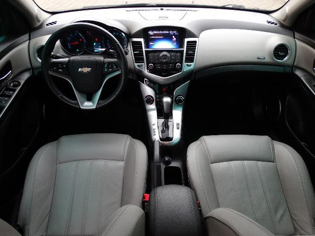 Gm - Chevrolet Cruze Cruze LTZ 1.8FLEX_AUT._66MKM_oMaisNovodoBrasil_ - Foto 7