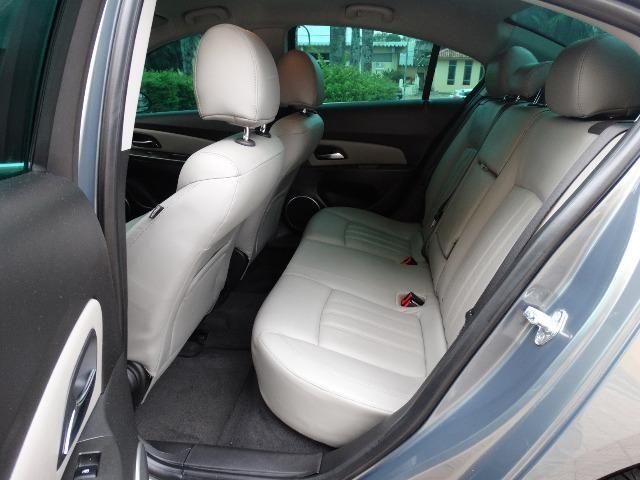 Gm - Chevrolet Cruze Cruze LTZ 1.8FLEX_AUT._66MKM_oMaisNovodoBrasil_ - Foto 11