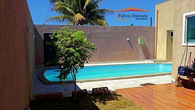 Oportunidade! Taguaparque! 03 quartos, piscina aquecida, churrasqueira, fogão à lenha - Foto 6