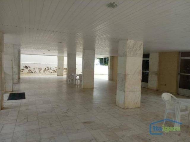 Apartamento com 2 dormitórios à venda, 70 m² por r$ 295.000,00 - costa azul - salvador/ba - Foto 3