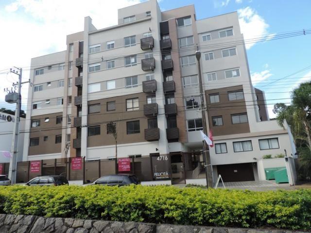 Apartamento à venda com 3 dormitórios em Santa felicidade, Curitiba cod:AP0048 - Foto 3