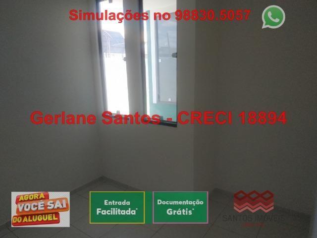Novo Ancuri, Com Portão Duplo, 2 dormitórios, 2 banheiros - Foto 11