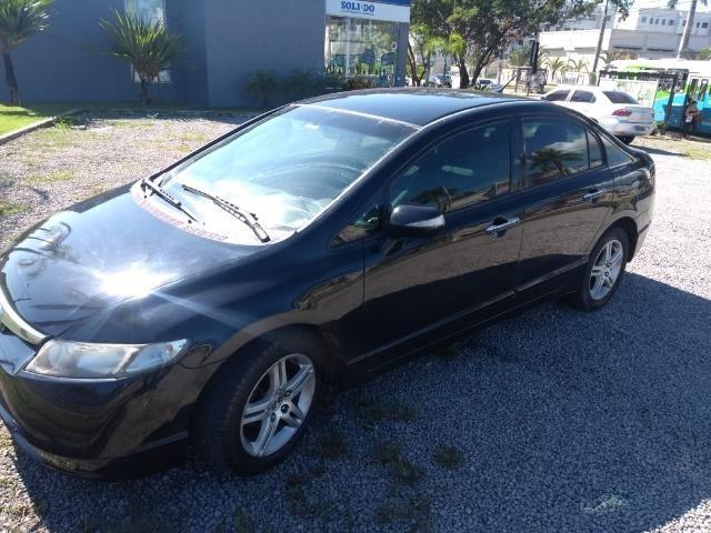 Honda Civic Automático apenas à Gasolina, super conservado - Foto 11