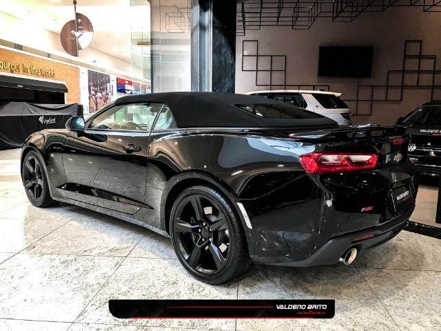 Lindo Camaro SS Conversível 6.2 V8 2018 - Foto 6