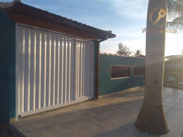 CA2001 Casa com 2 dorm à venda, por R$ 160.000 - Piscina Unamar - Cabo Frio/RJ - Foto 2