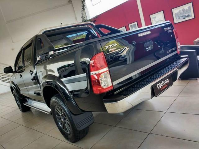 Toyota Hilux LIMITED CD 3.0 4X4 DIESEL AUTOMÁTICA - Foto 3