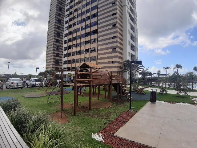 Apartamento Grenville Lumno 4 Suítes 225m2 Alto Decorado Nascente linda vista mar - Foto 18