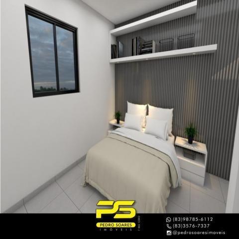 Apartamento com 2 dormitórios à venda, 61 m² por R$ 122.000 - Paratibe - João Pessoa/PB - Foto 9