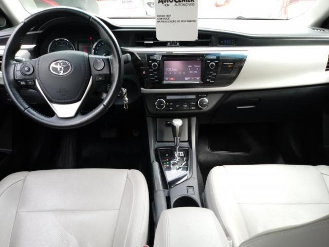 Toyota Corolla XEI 2.0 CVT - Foto 7