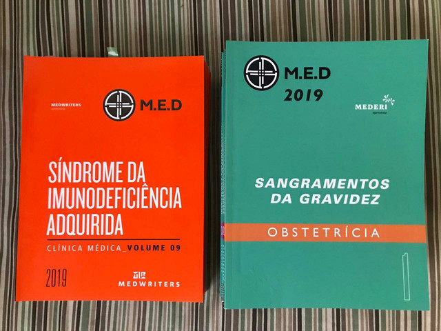 Apostilas MedCurso 2019 (Incompleto) - Foto 3