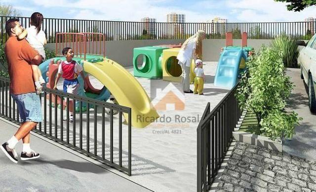 Apartamento c/ 3 quartos, suíte ótima estrutura para lazer no São Jorge!!! - Foto 14