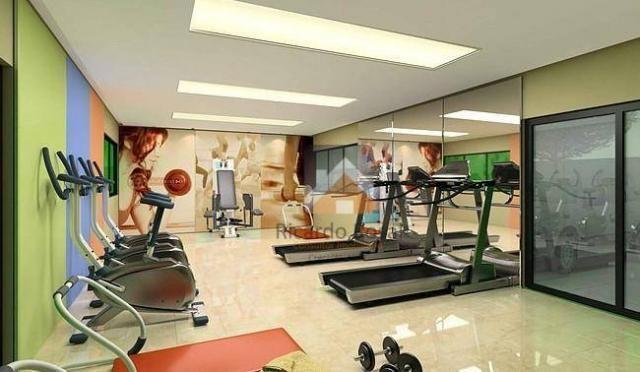 Apartamento c/ 3 quartos, suíte ótima estrutura para lazer no São Jorge!!! - Foto 13